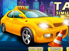 Taxi Simulator 3D 2016 1.1 Screenshot