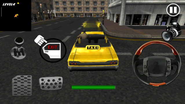 Extreme Taxi Crazy Driving Simulator