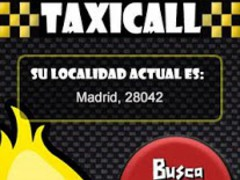 TaxiCall 1.3 Screenshot