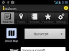 TaxiZoom 1.02 Screenshot