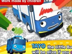 Tayo City Story Coloring 1.1.0 Screenshot