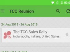 TCC Sales Rally 5.0 Screenshot