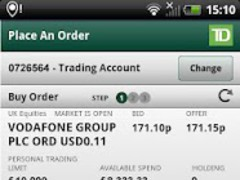 TD Trading 1.5 Screenshot