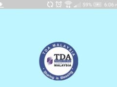 TDA Messenger 0.1 Screenshot
