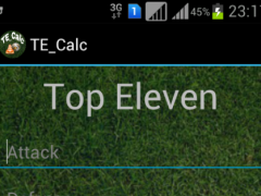 TE_Help - Top Eleven Help 2.1 Screenshot