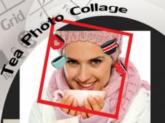 Tea Photo Collage 1.3 Screenshot