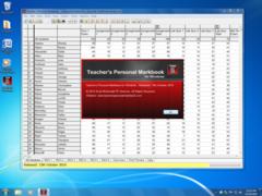 Teachers Personal Markbook 2.022 Screenshot