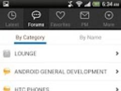 Team Dirt Forums 2.4.6.6 Screenshot
