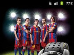 Team SEIKO & FC Barcelona 1.0 Screenshot