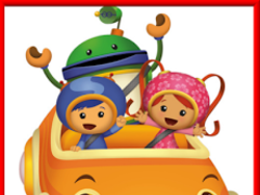 Team Umizoomi mini Game 1.1 Screenshot