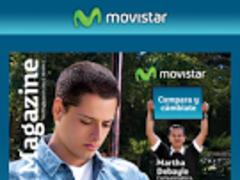 Tech Magazine Movistar 1.2 Screenshot