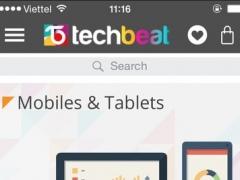 Techbeat Store 1.0 Screenshot