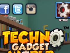 Techno Gadget World 1.0.1 Screenshot