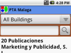 Technological Park Malaga ES 1.0 Screenshot