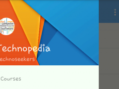 Technopedia : Tutorial App 1.1 Screenshot