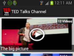 TED Talks Channel 1.0.0 Screenshot