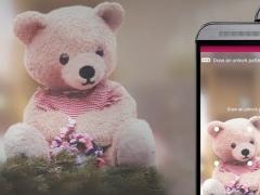 Teddy Cute App Lock Theme 1.1 Screenshot