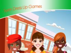 Teen Dress Up Games 1.4 Screenshot