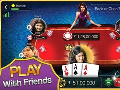 Review Screenshot - Play Teen Patti on the Go!