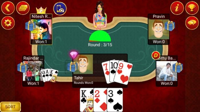 poker teen patti