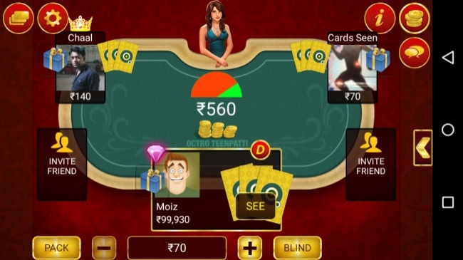 TeenPatti: Indian Poker