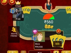Review Screenshot - The Most Addictive Indian Poker Game Ever!