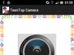TeenTop Camera 1.0 Screenshot
