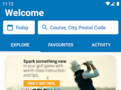 TeeOffTimes 2.3.0 Screenshot