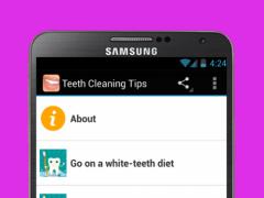 Teeth Cleaning tips 1.0 Screenshot