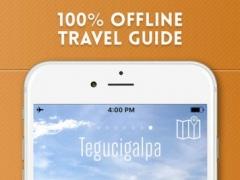 Tegucigalpa Travel Guide and Offline Street Map 1.1 Screenshot