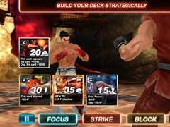 Tekken Card Tournament (CCG) 3.422 Screenshot