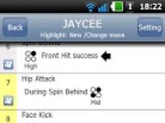 Tekken Tag 2 Move List Pro 1.27 Screenshot