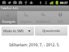Telefon Adó 1.1.1 Screenshot