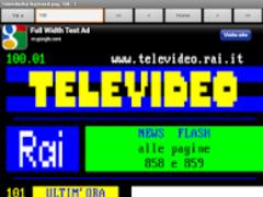 Televideo Rai  Screenshot