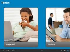 Telkom 1.6 Screenshot