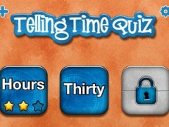 Telling Time Quiz - Fun Game to Learn How to Tell Time 1.0 Screenshot