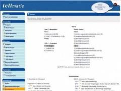tellmatic - the newslettermachine 1.0.9.0 Screenshot
