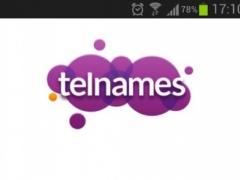 Telnames Mobile Site Builder 0.9.7 Screenshot