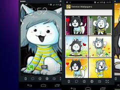 Temmie Wallpapers 3.3 Screenshot