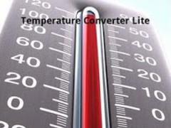 Temperature Converter Lite 2.1.0 Screenshot