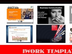 Template Collection for iWork 1.1 Screenshot