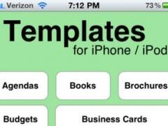 Templates 1.0 Screenshot