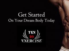 Ten Exercise Workout 1.0 Screenshot