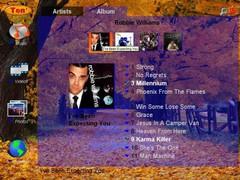 Tenfoot Media Center 0.3 Screenshot