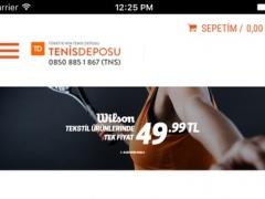 Tenisdeposu.com 1.0 Screenshot