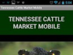 Tennessee Cattle Market Mobile 1.9 Screenshot