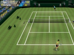 Review Screenshot - 3D Tennis – The Most Authentic Tennis Experience on Android
