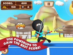 Tennis Ninja 2.1 Screenshot