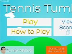 Tennis Tumble Donate 2.0.0 Screenshot