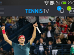 TennisTV:Live Streaming Tennis 4.3.3 Screenshot